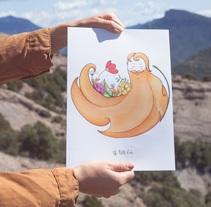 La vida secreta. Un proyecto de Ilustración de The Wild Rocks - 03-01-2018