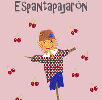 ilustraciones ebook Espantapajaron. A Illustration project by andrea suarez reguera         - 09.01.2006
