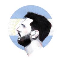 Mi Proyecto del curso: Retrato ilustrado con Photoshop. Un proyecto de Ilustración de Rodrigo Silva Pereira         - 18.01.2017