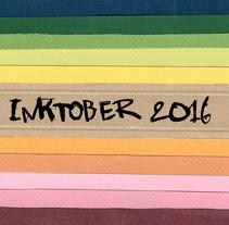 Inktober 2016. A Illustration project by Beatriz López Albir         - 19.10.2016