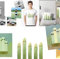 Mi Proyecto del curso: Pinceles y pixeles: introducción a la pintura digital en Photoshop. Un proyecto de Ilustración de Juan Antonio Cortes         - 14.02.2018