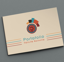 Mi Portfolio. Un proyecto de Diseño, Ilustración, Diseño editorial y Diseño gráfico de Félicité Noinville         - 16.01.2016