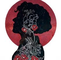 Flores.. Um projeto de Ilustração de Naiara Zalbidea         - 01.02.2018