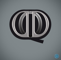 Monograma. Um projeto de Design e Design gráfico de Douglas Quintero         - 31.01.2018
