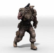 Animación 3D de Navegación para Videojuegos. A 3D, Animation, Game Design, and Character animation project by Jesús González Tapia         - 14.03.2016