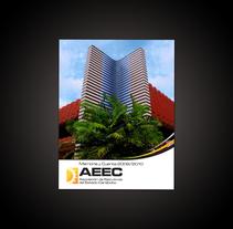 Anuario AEEC   Proyecyo Editorial   2011. A Editorial Design project by Alirio García         - 10.02.2011
