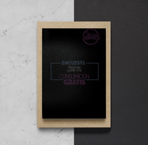 Encuesta MezquitaPub. A Design, Advertising, Editorial Design, Graphic Design, Marketing, T, and pograph project by Javier Abellán García         - 17.12.2017