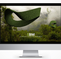 SBM - Branding. A Br, ing, Identit, Editorial Design, Graphic Design, Marketing, and Digital retouching project by Núria Domingo         - 06.02.2018