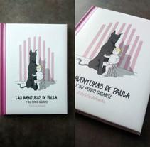 """Ilustraciones """"Las Aventuras de Paula"""". Um projeto de Ilustração de Adrián Pereda Pascual         - 07.02.2018"""