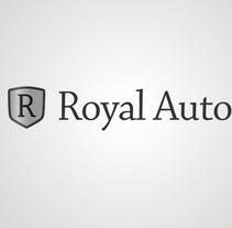 Royal Auto. A Art Direction project by Albert Balagueró         - 13.03.2006