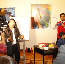Exposición Rostros y Memoria-Ortega Maila 2018. A Photograph, Art Direction, and Fine Art project by Ortega Maila         - 23.02.2018