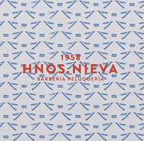 Hnos Nieva . A Art Direction, Br, ing, Identit, and Graphic Design project by Pablo Alcaraz         - 25.02.2018