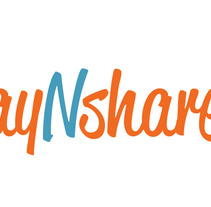 Logotipo Away and Share. A Graphic Design project by Ana Margarita Martinez Roa         - 16.04.2014