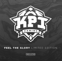 KPI GAMING - Feel the glory (Limited Edition). A Costume Design, and Pattern design project by Diego Von Trier         - 20.01.2018