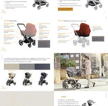 Manual Cochecitos bebé (muestra). Um projeto de Design gráfico de Amaya Victoria García Gómez         - 15.03.2018