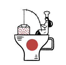 REVISTA GENTLEMAN: Tendencias en gastronomía 2018. Um projeto de Ilustração e Design editorial de Del Hambre         - 15.03.2018