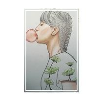 Bomb Gum. Um projeto de Ilustração de Carla Navarrete Rodríguez         - 25.03.2018