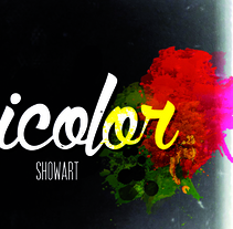 """Technicolor"" - ShowArt. A Design, Graphic Design, and Digital retouching project by Rafael Ricardo Nieva De Palma         - 27.05.2015"