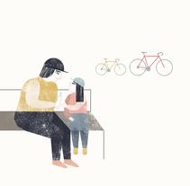 Green & Healthy. Um projeto de Ilustração e Animação de Sandra Rilova         - 30.03.2018