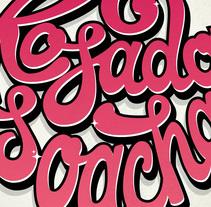 Colores a la colombiana. Um projeto de Direção de arte e Lettering de Cata Losada         - 12.04.2018