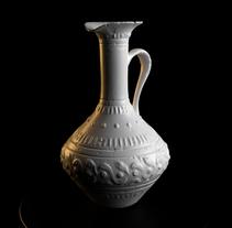 Aged vase. Un proyecto de 3D de Marcos Álvarez         - 11.04.2018