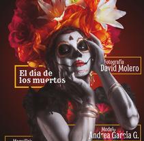 La Catrina. Um projeto de Design editorial, Design gráfico e Lettering de Sandra Bermejo Molas         - 23.04.2018